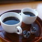 ルシャナ - ドリンク写真:ホットコーヒー