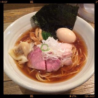 Homemade Ramen 麦苗 - 特製 鶏のらぁめん 970円