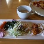 小川町カフェ - 料理写真:自分でチョイス