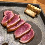 庄吉 - ランチ鴨焼き500円