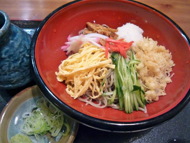寿屋 寿庵 - 冷やし花(850円)
