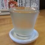 源七商店 - 本日の日本酒は静岡の臥竜梅(純米吟醸)通常500円が1杯だけ200円!