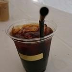 オブスキュラ コーヒー ロースターズ - アイスコーヒー(400円)