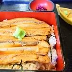 魚貝料理 たかはし - 煮穴子丼