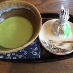 50609537 - お抹茶セット