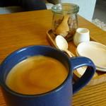 50609978 - セットドリンクのコーヒー