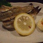 小樽 - 氷下魚の一夜干