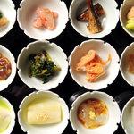 柚子屋旅館 - 豆皿