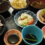 うどん屋 一吉 - 料理写真:お昼の日替わり御膳