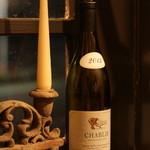 ポアジェ - 本日の白ワイン