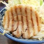 麺屋 武士道 - チャーシュー