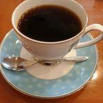 グリーンビーンズ - バリアラビカ神山 450円(コーヒーセットならケーキ+300円)