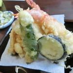 川京 - 天ぷら定食