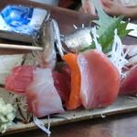 川京 - 刺身定食