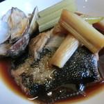川京 - 煮魚定食