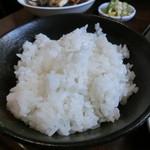 川京 - ご飯