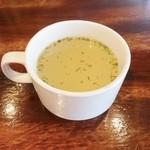 チキンプレイス ロティサリーズ - スープ