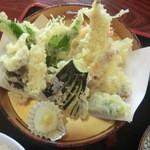 天はま - 料理写真:天ぷら
