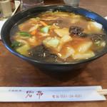 碧亭 - ピ県五目ラーメン ¥950
