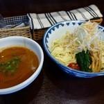 ガンコンヌードル - 普通のエビつけ麺
