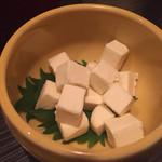 50618656 - クリームチーズの酒粕漬け