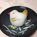 京菓子 岬屋 - 都鳥