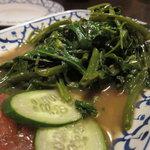 5062037 - 空心菜の炒め物