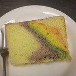 カフェ ノワール - 料理写真:野菜シフォンケーキ