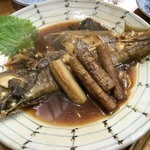 魚魚魚 - 魚魚魚(赤カレイ煮付け)