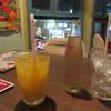 ボナルーカフェ - ドリンク写真:カンパイ☆