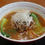 龍野西サービスエリア 下り線 - 料理写真:胡麻味噌担々麺