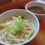 天下GO!麺 - つけうどん並350円(税込)