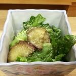 久 - さつま芋のサラダ