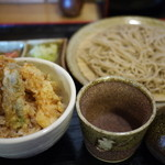 手打ちそば和海 - 料理写真:
