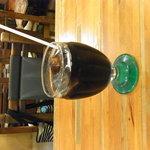 茶房 ヒロシゲ - セットのアイスコーヒー