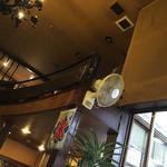 シャモニーモンブラン - 店内4扇風機