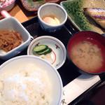 50630760 - 銀だらの西京焼定食