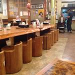 50630839 - 中華食堂感満載な内装