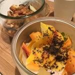 レシピ& マーケット - 季節のサラダ