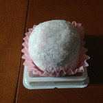 菓子処 うさぎや - 料理写真:いちご大福