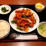 京華閣 - 酢豚780円