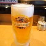 やまと屋 - 生ビール