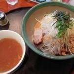 50636520 - 塩つけ麺中盛