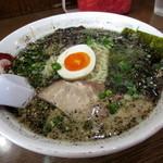 もっこす - 料理写真:九州ラーメン¥700円