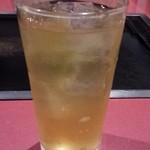 もんJa - 緑茶ハイ