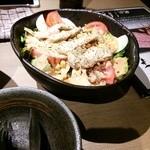 Sumibiyakinikunagomi - サラダ