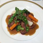 50639146 - 鴨(ランチ・本日の肉料理)