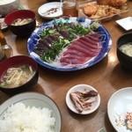 田中鮮魚店 - ご飯味噌汁セットを付けても、全部で2000円台~凄すぎっ(゚д゚)!