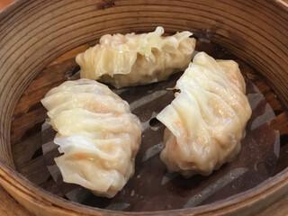 横浜大飯店 - 83ふかひれ蒸し餃子