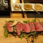 Bacci - 松阪牛の炭焼き120g